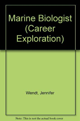 Marine Biologist (Career Exploration)