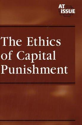 At Issue Series - The Ethics of Capital Punishment