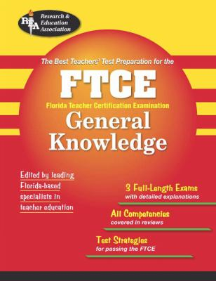 Best Teachers' Test Preparation for Ftce General Knowledge