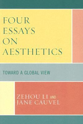 aesthetics essay 4 You also examine the parameters that culture places on aesthetic expression in  the form of cultural policy, for example in addition, you learn to analyse the.