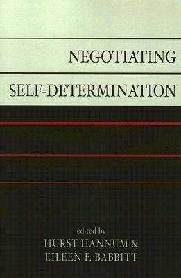 Negotiating Self-determination