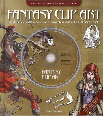 Fantasy Clip Art Everything You Need to Create Your Own Professional-looking Fantasy Artwork
