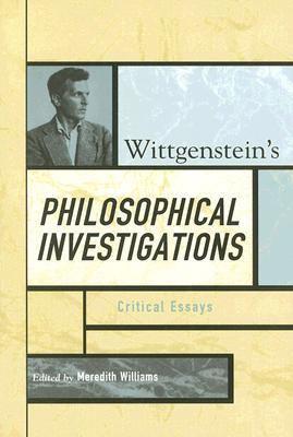 wittgenstein essays
