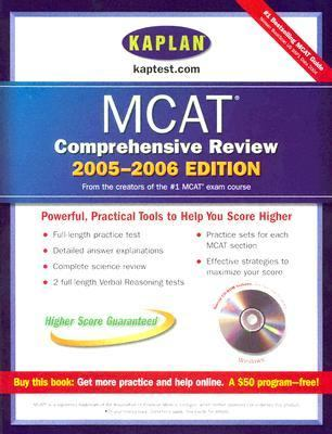 Kaplan Mcat Comprehensive Review 2005-2006