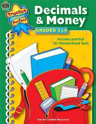 Decimals & Money Grades 3 & 4