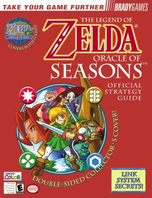 The Legend of Zelda: Oracle of Seasons and Oracle of Ages: Official Strategy Guide - Tim Bogenn - Paperback