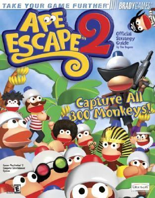 Ape Escape 2 Official Strategy Guide Official Strategy Guide