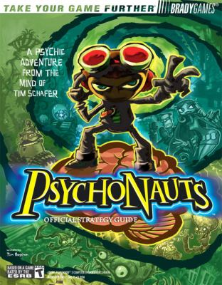 Psychonauts Official Strategy Guide