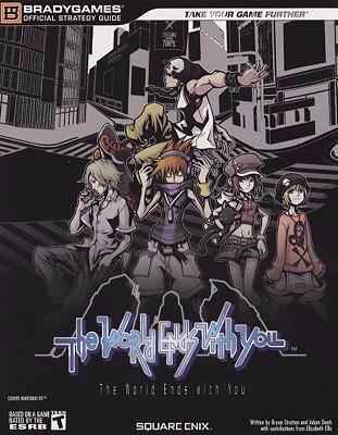 World Ends with You Official Strategy Guide