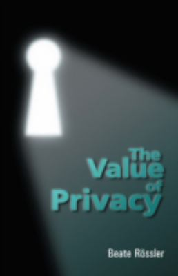 Value Of Privacy