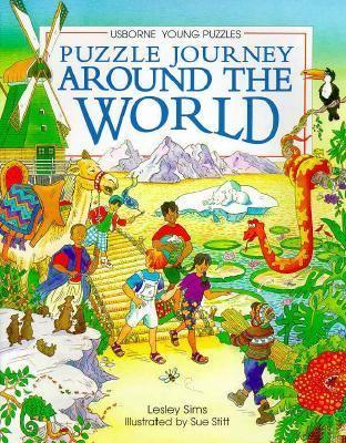 Puzzle Journey Around the World