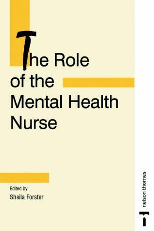 role of nurse in community mental Community psychiatric nurse (cpn) cpns work outside hospitals and visit  clients in their own homes, out-patient departments or gp surgeries they can  help.