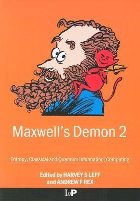 Maxwell's Demon 2 Entropy, Classical and Quatum Information, Computing