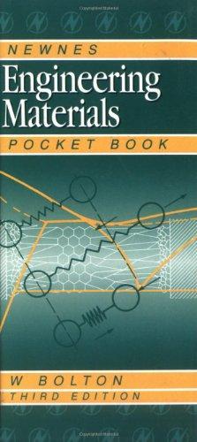 Newnes Engineering Materials Pocket Book, Third Edition (Newnes Pocket Books)