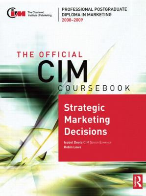 Strategic Marketing Decisions