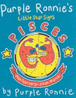 Purple Ronnie's Little Star Signs: Pisces - Giles Andreae - Paperback