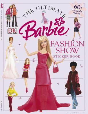 Barbie Fashion Show Sticker Book Rent 9780756605711 0756605717