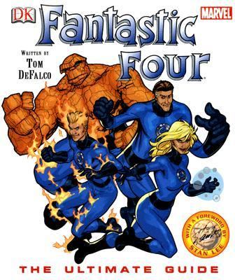 Fantastic Four The Ultimate Guide