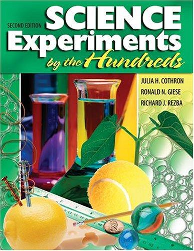 Science Experiments by the Hundreds