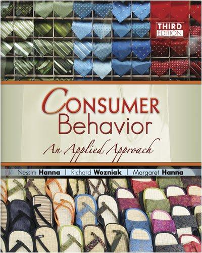applied consumer behaviour 3 our coverage is of the applications of models of consumer behaviour attention  is  theory of consumer demand only in so far as it is relevant to applied work.