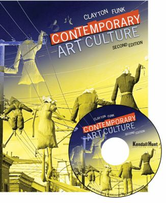 Contemporary Art Culture W/Cd