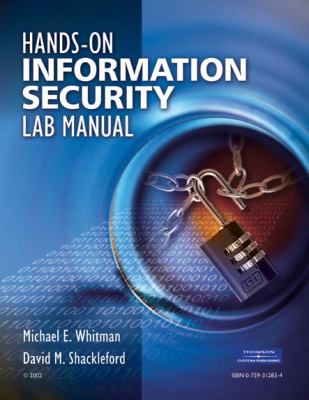 Information Security Lab Manual
