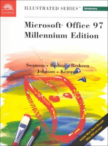 Microsoft Office 97 Illustrated - Millennium Edition