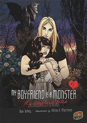 My Boyfriend Bites (My Boyfriend Is a Monster)