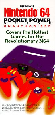 Nintendo 64 Power Pocket Guide:  Unauthorized - Nick Roberts - Paperback