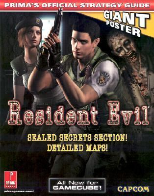 Resident Evil Prima's Official Strategy Guide