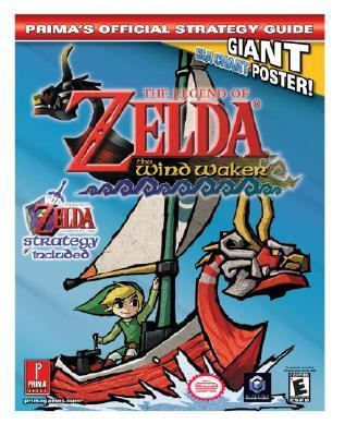 Legend of Zelda The Wind Waker  Prima's Official Strategy Guide