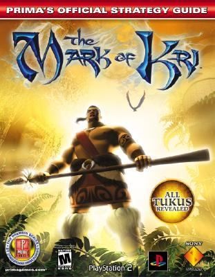 Mark of Kri Prima's Official Strategy Guide