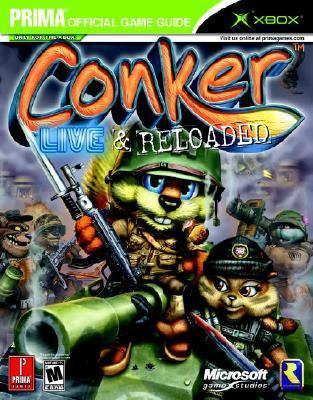 Conker Live & Reloaded Prima Official Game Guide