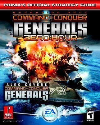 Command & Conquer Generals Zero Hour Prima's Official Strategy Guide