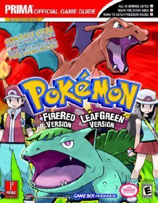 Pokemon Fire Red & Leaf Green