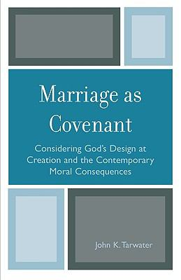 reason for creation of covenant marriage Whatever the reasons are, the concept of covenant can be helpful to grasp  on  the first pages of the bible we read that god created man.