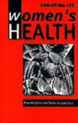 Women's Health Psychological and Social Perspectives