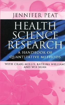 Health Science Research A Handbook of Quantitative Methods