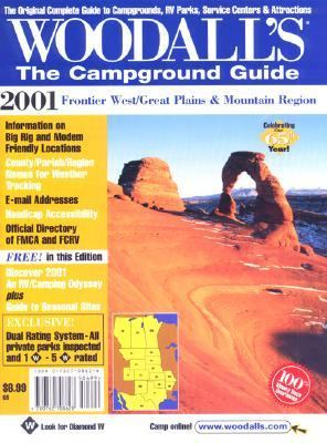 Frontier West/Great Plains and Mountain States Camping Guide 2001