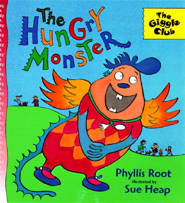 Hungry Monster - Phyllis Root - Paperback - 1ST U.S. P