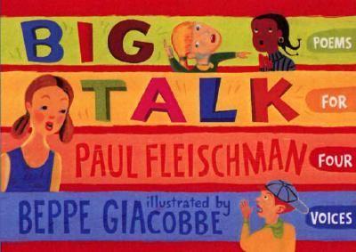 Big Talk Poems for Four Voices