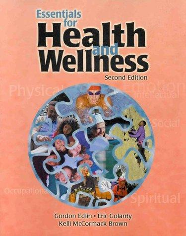 Essentials for Health and Wellness