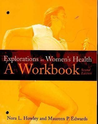 Explorations In Women's Health: A Workbook
