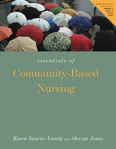 Essentials Of Community-Based Nursing