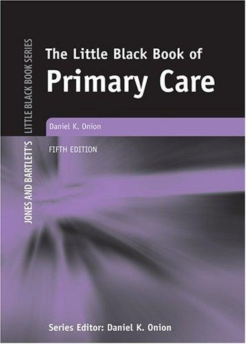The Little Black Book of Primary Care