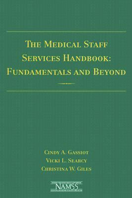 MEDICAL STAFF SERVICES Handbook Fund and Beyond 1st ...