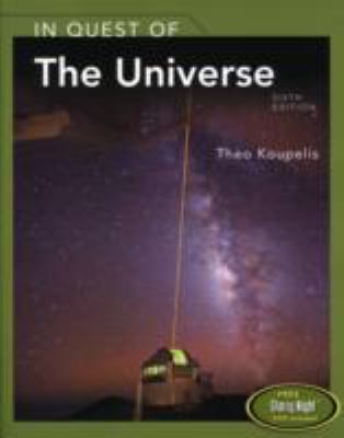 In Quest Of The Universe (Jones and Bartlett Titles in Physical Science)