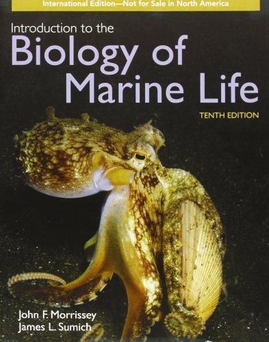 Intro to Biology of Marine Life