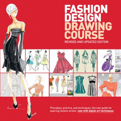 Fashion design drawing course principles practice and Fashion designing course subjects
