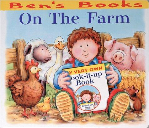 On the Farm with Mini Book (Ben's Books)